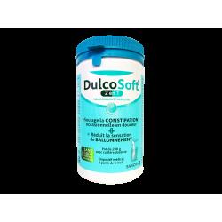 DULCOSOFT - 2 en 1 - Soulage la constipation - Sans goût - Pot de 200g