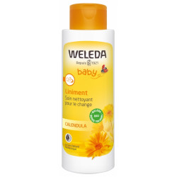 WELEDA - Baby - Liniment - Calendula - 400ml