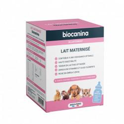 BIOCANINA - Lait maternisé en poudre - Chiens chats - + biberon - 400 g