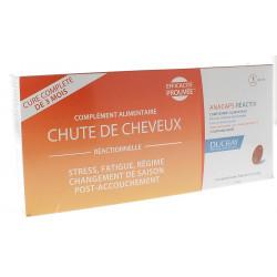 DUCRAY - Complément alimentaire - Chute de cheveux - Anacaps reactiv - 3x30 capsules