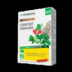 ARKOPHARMA - Arkofluide - Confort urinaire - Bio - 20 ampoules