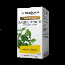 ARKOPHARMA - Arkogélules - Racine d'ortie - 580mg de racine - Confort urinaire - 45 gélules