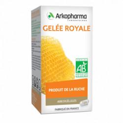 ARKOPHARMA - Arkogélules - Gelée royale - 168mg de gelée royale - Bio - Produit de la ruche - 45 gélules