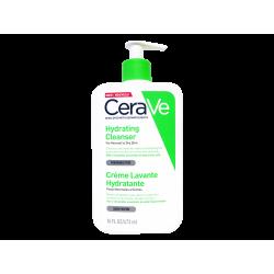 CERAVE - Crème lavante hydratante - Peaux normales à sèches - 473ml