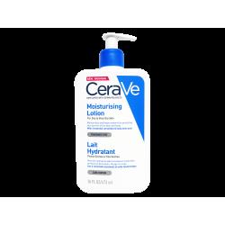 CERAVE - Lait hydratant - Peaux sèches - 473ml