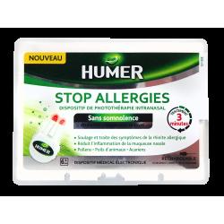 HUMER - Stop allergies - Sans somnolence - Électrique - x1