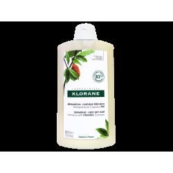 KLORANE - Shampoing au Cupuaçu Bio - Réparation - Cheveux secs - 400ml