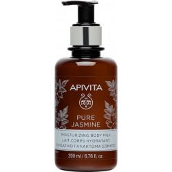 APIVITA - Pure jasmine - Lait corps hydratant - 200ml