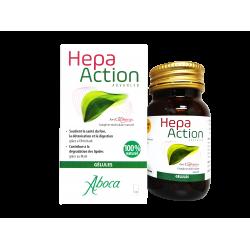 ABOCA - Hepa action - Complément alimentaire - Foie et digestion - 50 gélules