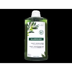 KLORANE - Shampoing à l'olivier BIO - Vitalité - Cheveux affinés - 400ml