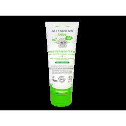 ALPHANOVA - Bébé - Bio - Crème de liniment 4 en 1 - 200ml