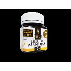 Miel de MANUKA - Bio - +12 - 125g