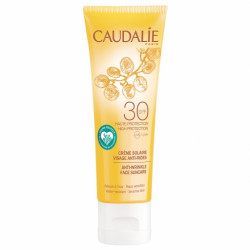 CAUDALIE - Crème solaire visage - Anti-rides - SPF30 - 50ml