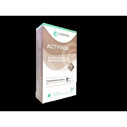 CODIFRA - Actyvigil - Fonctions psychologiques - Complément alimentaire - 30 gélules