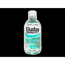 ELUDAY - Sensibilité - Soin dents sensibles - 500ml