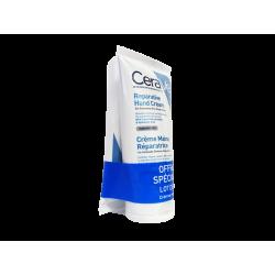 CERAVE - Crème mains réparatrice - Sécheresses sévères - 2x50