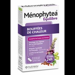NUTREOV - Ménophytea équilibre - Bouffées de chaleur - 40 gélules