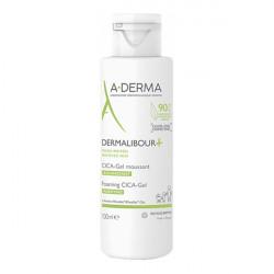 A-DERMA - Dermalibour+ - Cica-gel moussant - Assainissant - 200ml