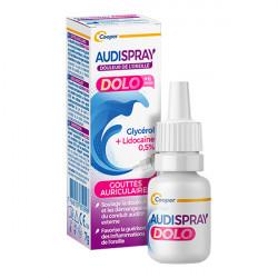 AUDISPRAY - Douleur de l'oreille - Dolo - +6 mois - 7g