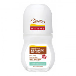 Rogé cavaillès homme dermato déodorant anti-odeurs 48h 50ml