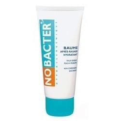 NOBACTER Hypoallergénique - Baume après-rasage hydratant et apaisant - Peaux sensibles et à problèmes - 75ML