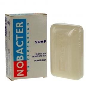 NOBACTER Hypoallergénique - Savon - Peaux sensibles et à problèmes - 100G