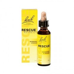 BACH - Rescue - Remedy - Réconforte et rassure - 20ml