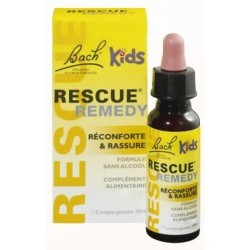 BACH - Rescue - Remedy Kids - Réconforte et rassure - 10ml
