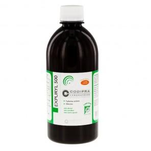 CODIFRA - Expuryl 500 - Draineur minceur et problèmes digestifs - 500ml