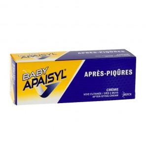 Baby APAISYL - Crème après-piqûres - 30ml