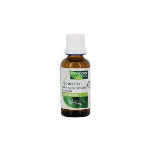 PHYTOSUN ARÔMS - Esculape - Respiration - Complexe 100% huiles essentielles - 30ml