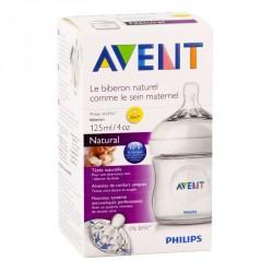 PHILIPS AVENT - Biberon Natural 125ml
