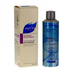 PHYTO - PHYTORHUM - Shampooing tonus énergisant - Cheveux dévitalisés - 200ML