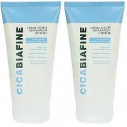 CICABIAFINE - Crème Mains Réparation Intense - 2x75ml