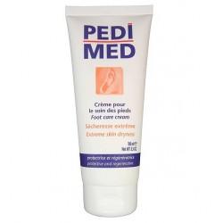 PEDIMED - Crème pour le Soin des Pieds - Secheresse extrême - 100ml