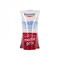 EUCERIN - Crème Mains Réparatrice 5% Urée - 2x75ml