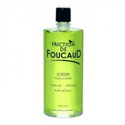 FRICTION DE FOUCAUD PARIS - Lotion corporelle - Soulage, apaise, détend & rafraîchit - 250ML