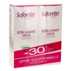 SAFORELLE - Soin Lavant Doux - 500ml DUO