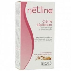 BIOES - Netline - Crème décolorante - Visage corps - 75ml