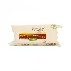 ROGÉ CAVAILLÈS - Lingettes intime hydratantes - Spécial sécheresse - 15 lingettes