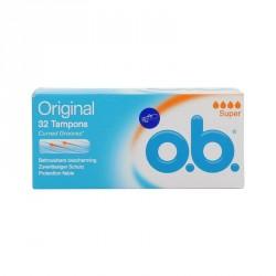 O.B - Pro Comfort - Super - 32 tampons