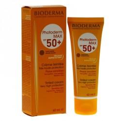 BIODERMA - Photoderm Max - Crème Teintée - Spf 50+ - 40ml