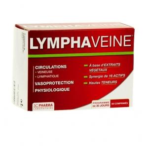 3C PHARMA - Lymphaveine - 60 comprimés
