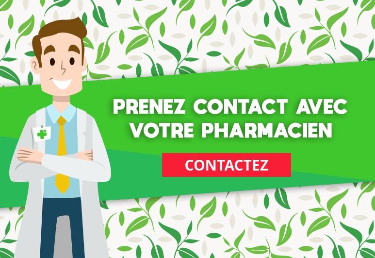 Rendez-vous avec votre pharmacien