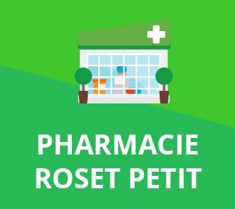 Pharmacie Roset Petit